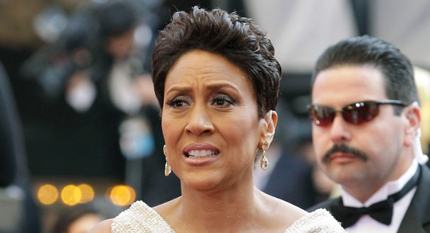 ABC's Robin Roberts has an Obamagasm on live TV