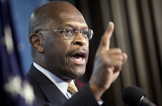 Herman Cain gets new job.