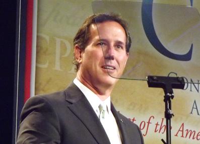 CPAC Chicago, Wisconsin Praised, Obama Razed — Part One: Rick Santorum, Ron Johnson