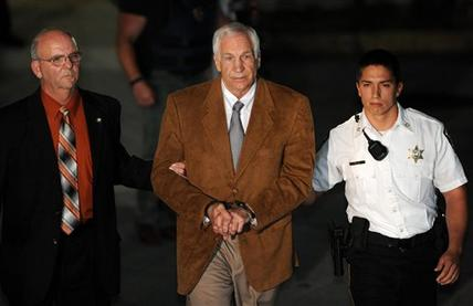 Jerry Sandusky Guilty On 45 Of 48 Counts