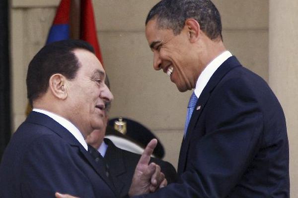 "Hosni Mubarak ""Clinically Dead,"" Now ""Still Alive"""