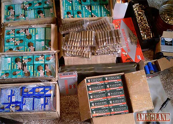 POLICE STATE: Feds Still Buying Tons of Ammunition