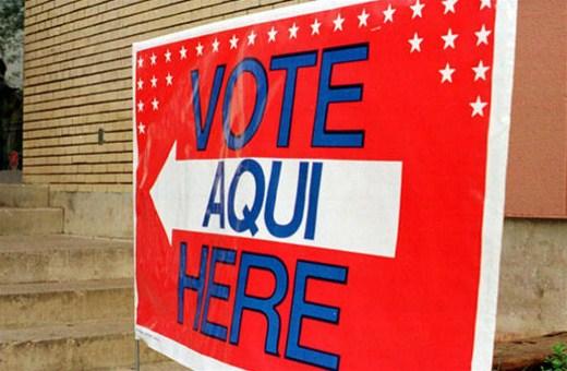 Hispanic voters disenfranchised?