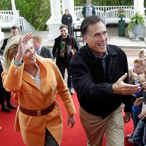 Mitt Romney Is Vetting Potential Female Vice Presidential Candidates