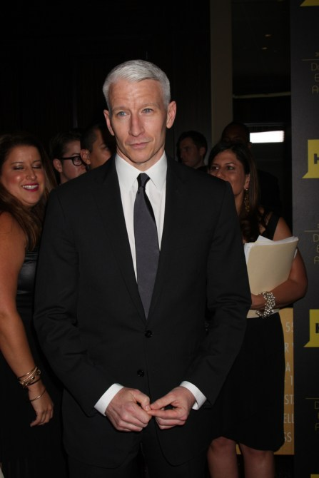 """Anderson Cooper, """"The Fact Is, I'm Gay"""""""