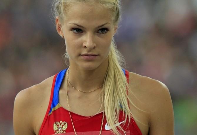 Olympic Babe Of The Day – Darya Klishina