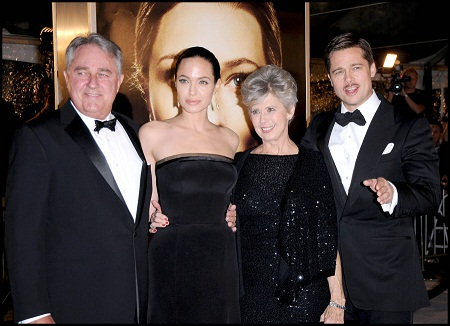Brad Pitt's Mom Execrated By The Left For Telling The Truth