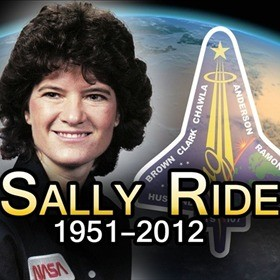 America's First Female Astronaut Sally Ride Attacked Posthumously For Not Being A Good Lesbian