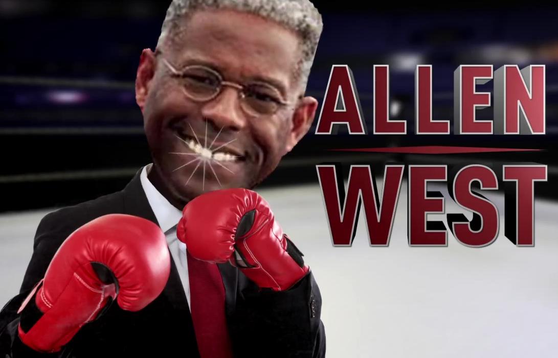 New Anti-Allen West Ad Appeals to Democrat's Racist Base