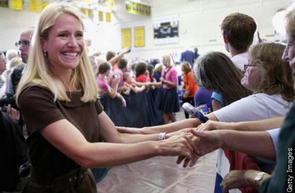 Democrats Target Janna Ryan