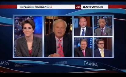 MSNBC Is Biased, Sky Is Blue