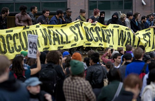 Burned-out Occupy Anarchists