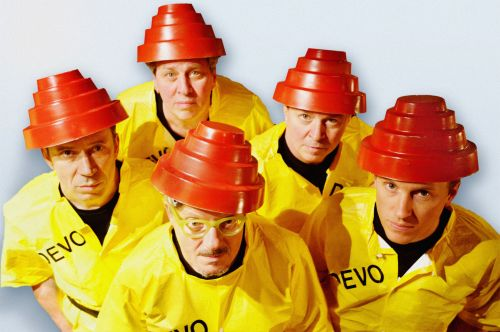 Devo Is Releasing A New Song About Mitt Romney's Family Dog Seamus