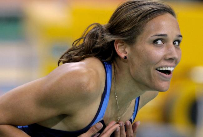 Olympic Babe Of The Day – Lolo Jones