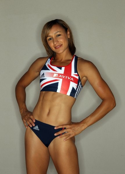 Olympic Babe Of The Day – Jessica Ennis