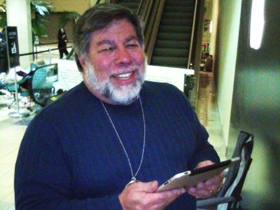 "Wozniak's Prediction Of ""Trouble In The Cloud"" Comes True Almost Immediately"