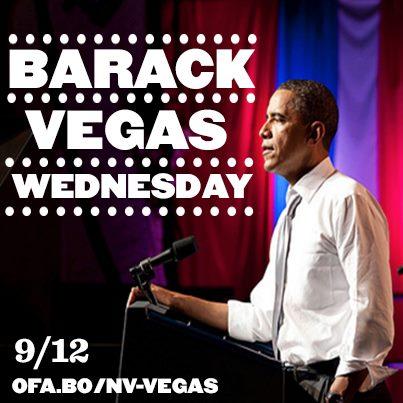 Assassination Of U.S. Ambassador Won't Keep Obama From Las Vegas Campaign Event