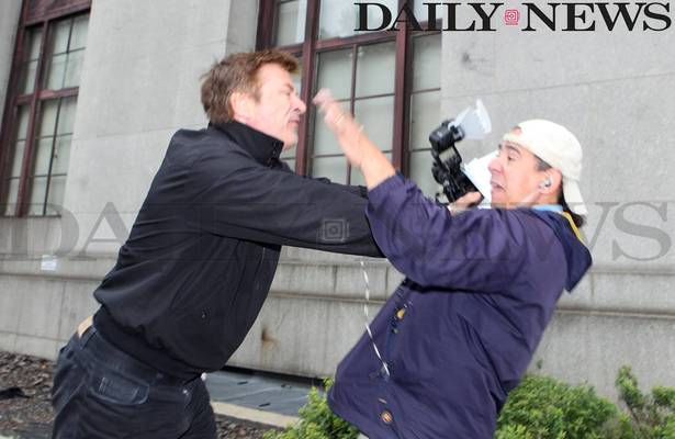 Known Thug Alec Baldwin Claims U.S. 'Will Never Be Great Again' Under Romney