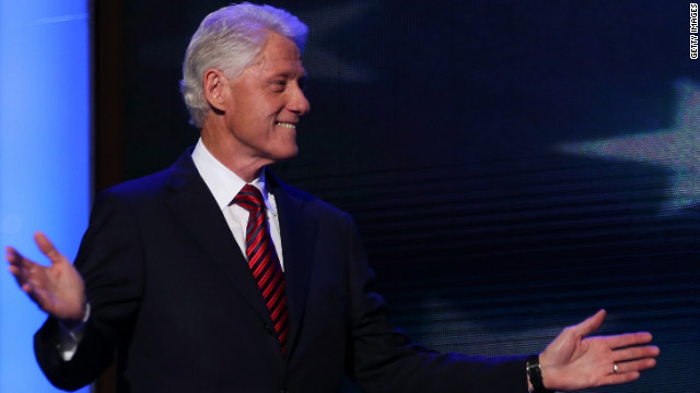 Reminder: Bill Clinton Was President In An Era Without Blogs Or Social Media