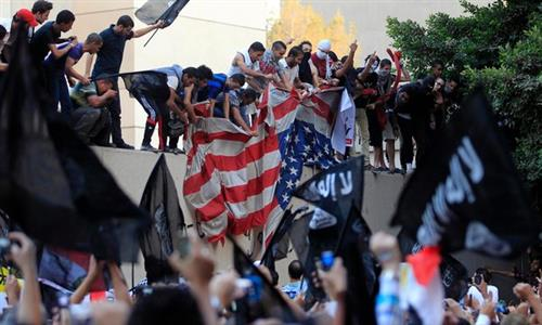 Violent Anti-American Protests Now Occurring In 21 Countries