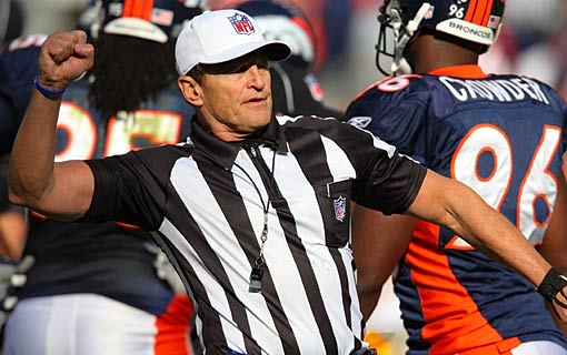 NFL: Deal Reached With Referees, Lockout Over