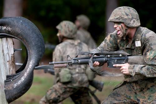 Report:  Female Special-Ops Marines Cannot Meet Some Standards