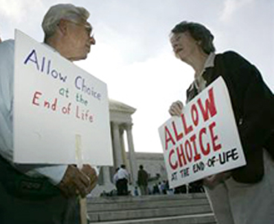 New York Woman Wins Right To Die Lawsuit, Then Changes Mind
