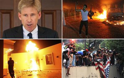 #BENGHAZI: Dozens of CIA on the ground; Survivors being hidden?