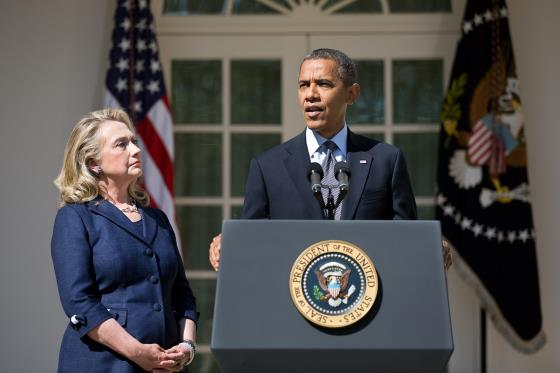 Obama DID Answer Ladka on Libya: Privately, It's State Department