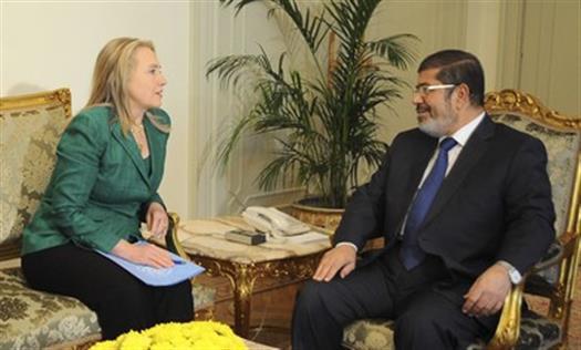 Egypt's President Morsi Seizes Dictatorial Power