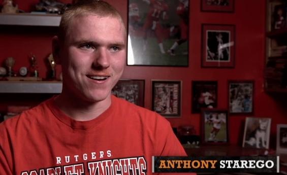 Anthony Starego's Kick Of Hope