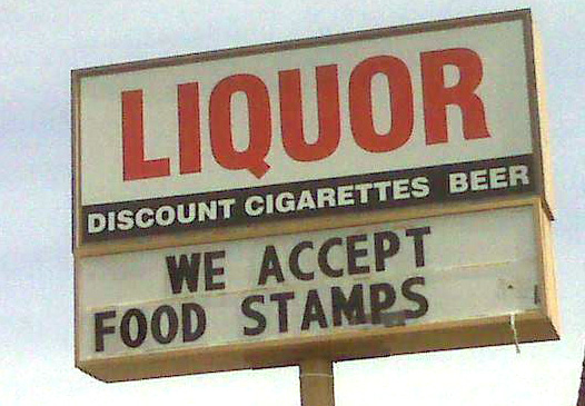 Foodstamps Surge to All Time High, Biggest One Month Growth Ever Recorded