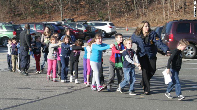 27 Dead, Including 18 Children, In Connecticut Elementary School Shooting