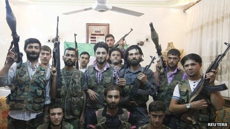 U.S. Recognizes Syrian Opposition Council