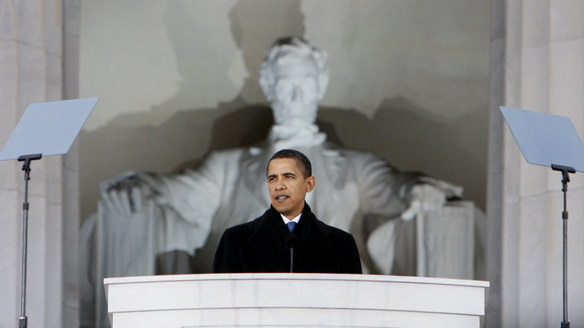 Quote Of The Day – Obama Never Compares Himself To Lincoln, Except When He Does Edition