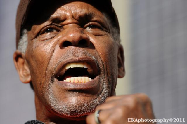 Danny Glover's Revisionist History: 2nd Amendment Was for Protecting Slavery