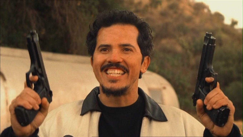 Actor John Leguizamo a Big Fan of Big Government
