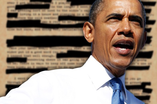 """Obama's War On Whistleblowers """"Goes To Eleven"""""""