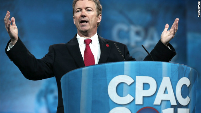 CPAC–Rand Paul: Not a Penny to Countries That Burn U.S. Flag