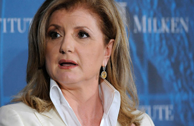 Arianna Huffington Being Sued for Trashing NY Apartment