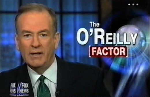 Bill O'Reilly vs. Townhall Ideologues