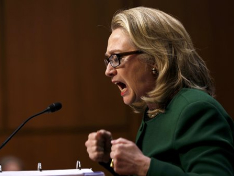 Where is Hillary on Obama's Abuse of Power? The Five Times She Said Presidents Need Limits