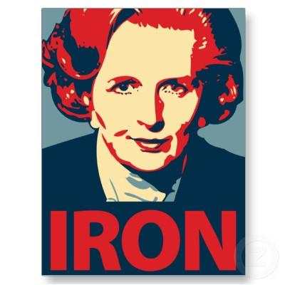 Rest In Peace, Iron Lady