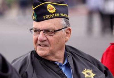 America's Sheriff, Joe Arpaio, Stands Alone Against Unions And Outsiders in Recall Effort