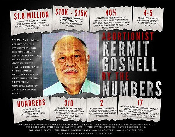 Mainstream media finally shamed into reporting Kermit Gosnell story