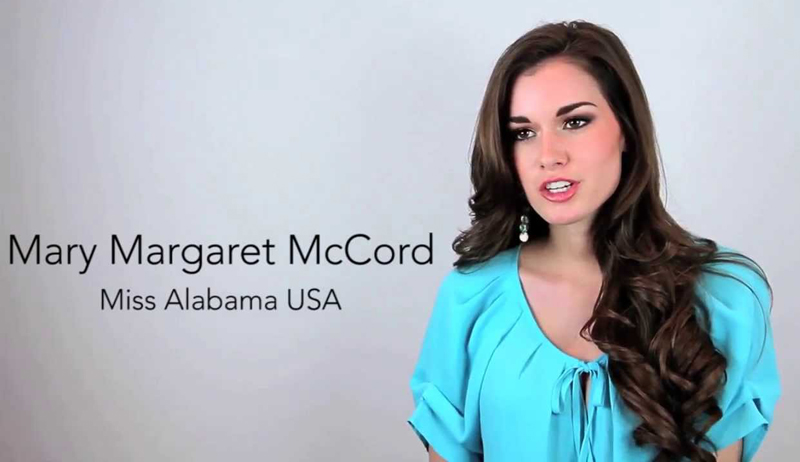 Miss Alabama 2013 Proves American Freedom is Dying