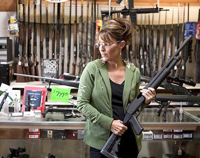 Sarah Palin Calls Bill Maher Out for Calling Son Trig a 'Retard'