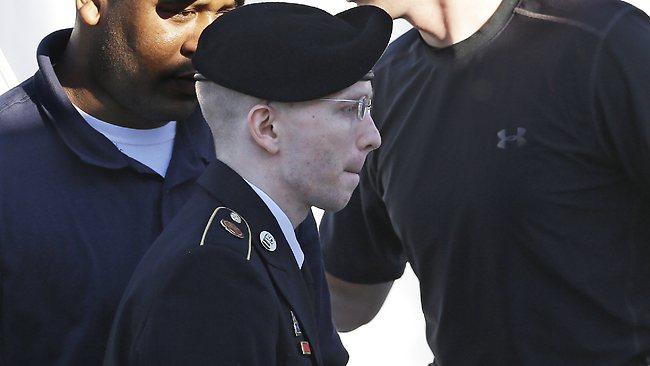 Bradley Manning… A reasonable verdict.