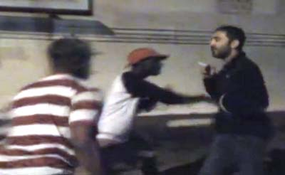 African Americans in Oakland Attack White Man Asking About Reaction to Zimmerman Trial