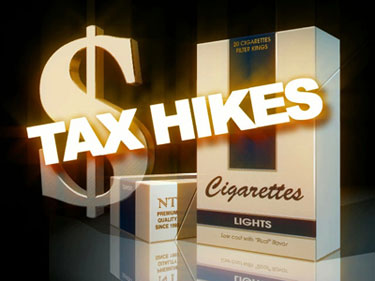 High Cigarette Taxes Bring Little Revenue and New Crime